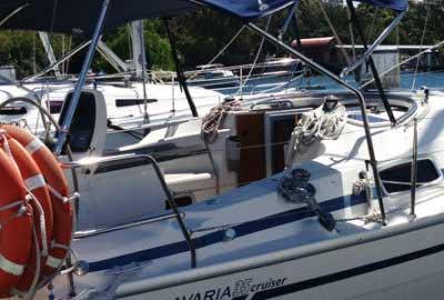 Bare Boat Yachts Sydney