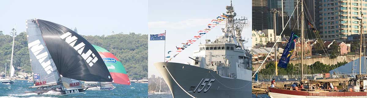 Australia Day Sydney Carbour - Yacht Charters