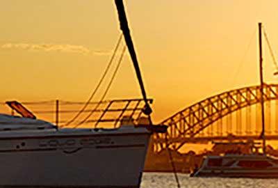 bareboat-sunset